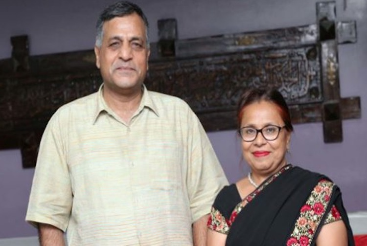 Income tax notice to wife of Election Commissioner