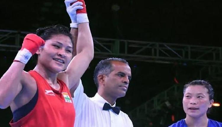Indian boxer Jamuna Bora made his place in the qua