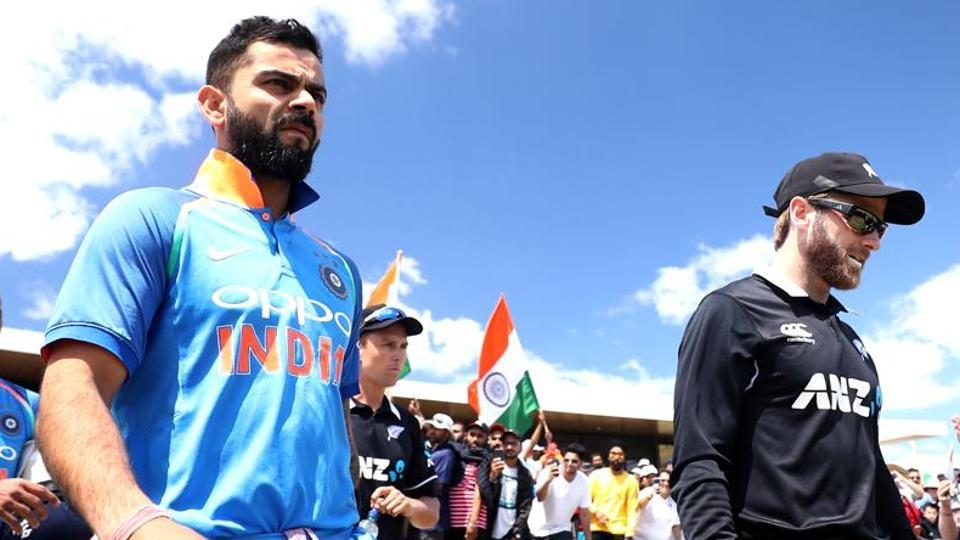 Stage Set For First T20 Match Between India And Ne