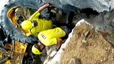 Landslides hit in Uttarakhand, now three died in P