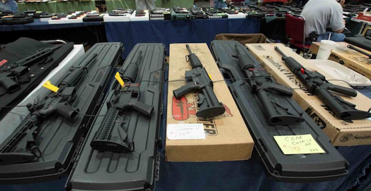 17 lakh guns sold in October, what scared American