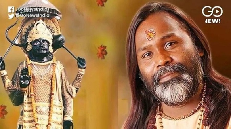 Controversial Godman Daati Maharaj Arrested For Fl