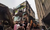 10 people died in Bhiwandi due to building collaps