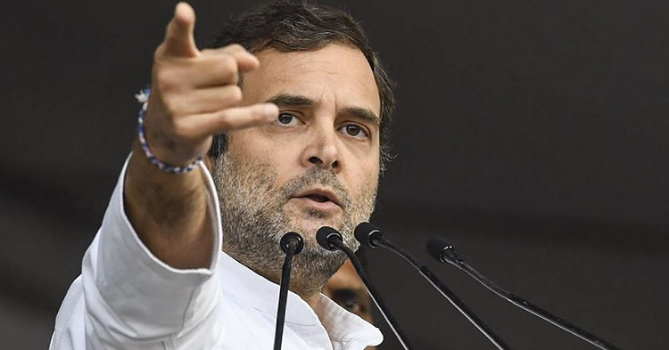 Centre's Lockdown Strategy Has Failed: Rahul Gandh