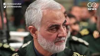 Trump Calls Soleimani Killing An Attempt To End Wa