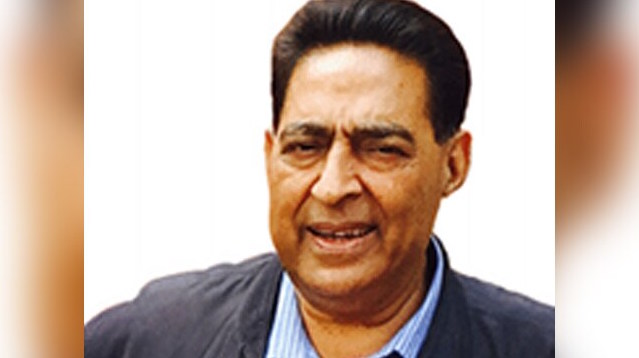 Former MLA Subhash Subhash Chopra appointed as Pre