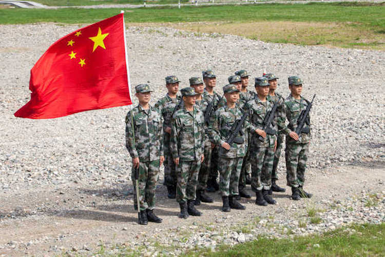 Chinese army kidnaps five Indian civilians, claims