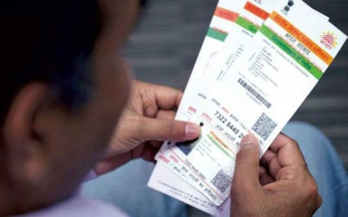 Rights of Ordinary Citizens On The Aadhaar
