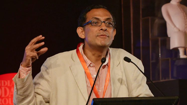 Nobel Laureate Abhijit Banerjee Says Indian Econom