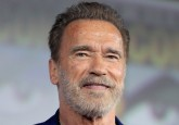 Hollywood actor Arnold Schwarzenegger called Donal
