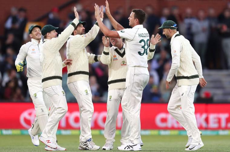 Australia vs Pakistan Second test Adelaide
