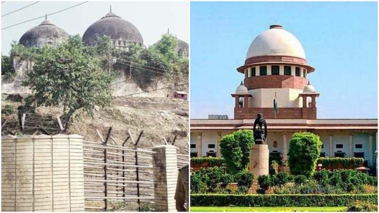 Hearing begins in Supreme Court on Babri Masjid-Ra