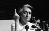 'Historical' speech of the then Prime Minister Ind