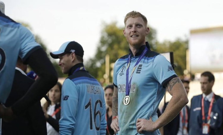 Wisden Cricketer of the year 2019