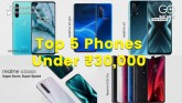Top 5 Phones Under ₹30,000, realme x2 pro, realme