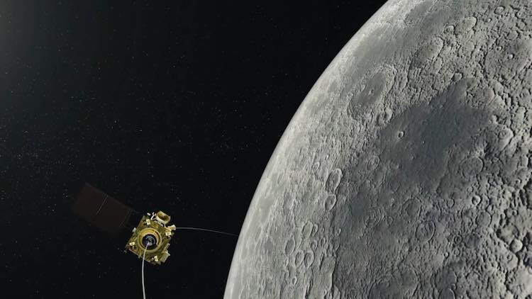 Chandrayaan-2 is ready to land on the lunar surfac