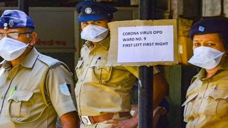 Maharashtra: 51 More Cops Test COVID-19 Positive,