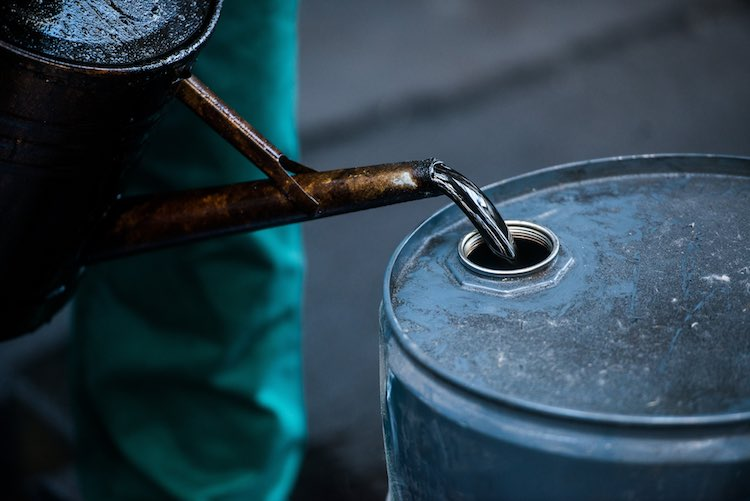 Crude oil prices continue to rise, 8% jump in five