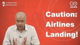 How will the losses of the airline companies compe