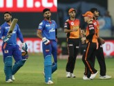 IPL 2020: match between Hyderabad and Delhi in sec