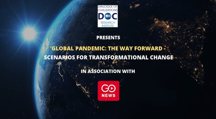 DOC Webinar Series On Global Pandemic: The Way For