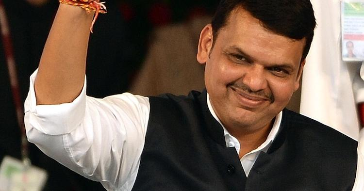 After resigning from the post of CM, Fadnavis said