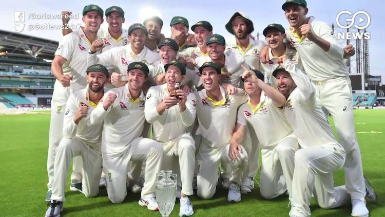 England vs Australia 5th Ashes Test Match report