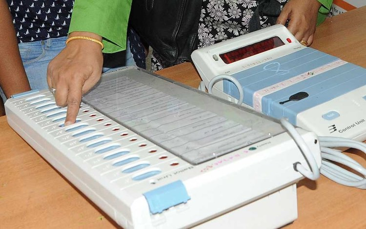 Special report: EVM was banned in India in 1982, a