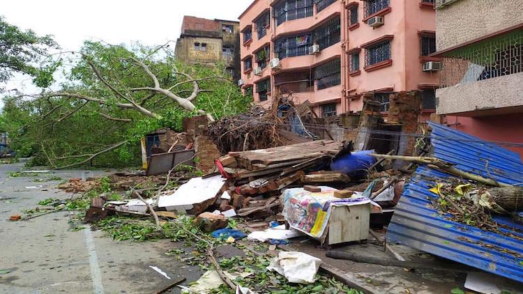 Cyclone Amphan: 12 Deaths And A Trail Of Destructi