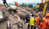 Maharashtra: Five-storey building collapsed in Mah