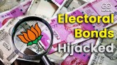 4000 Crores To BJP In Three Years Through Electora