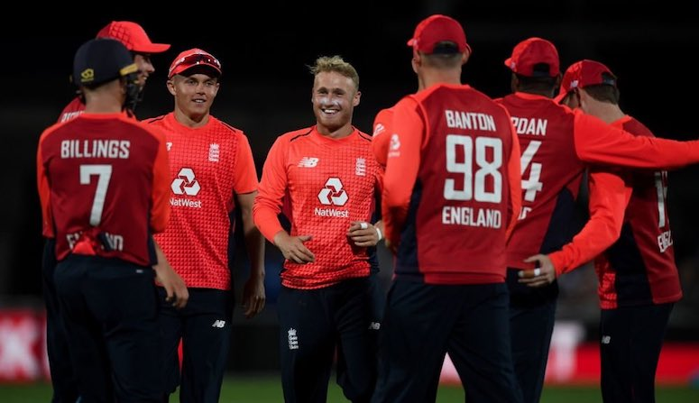 England vs New Zealand 4th T20I