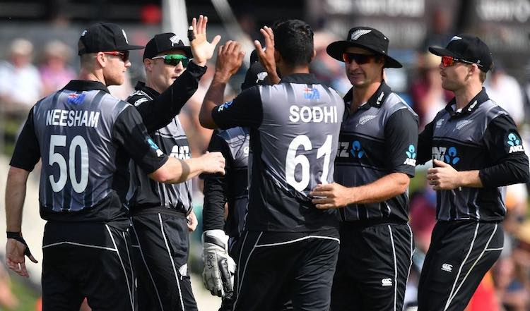 England vs New Zealand Third T20I