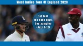 West Indies vs England, first test match (preview)