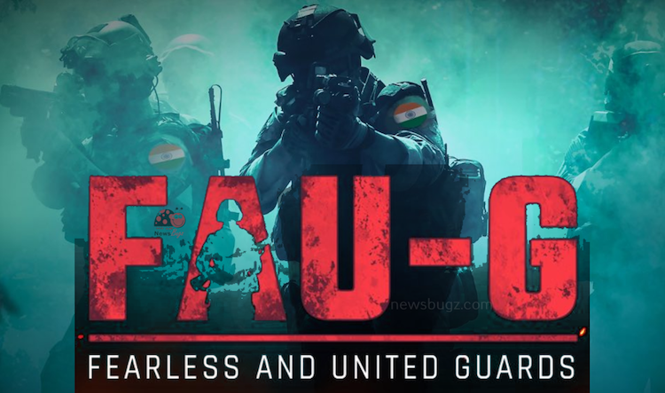 FAU-G announced just after PUB G Ban, piracy charg