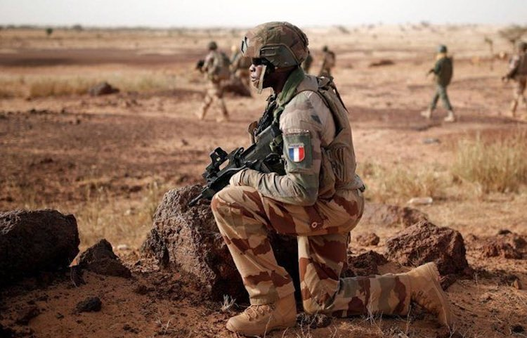 France's air strike on Mali, claims to have killed
