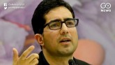 PSA Against Shah Faesal Revoked After 10 Months