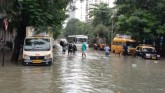 Heavy rain again in Mumbai, 26-year record broken
