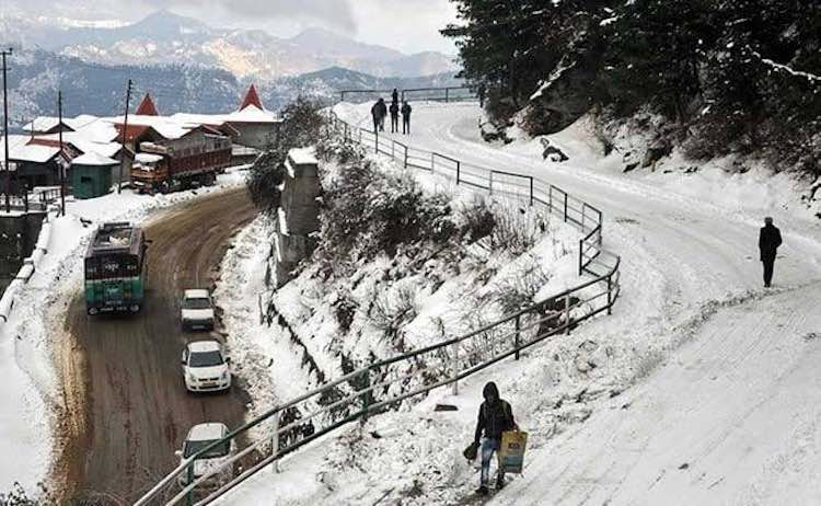 Cold weather continues in Himachal Pradesh, weathe