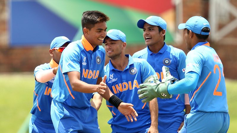 ICC U19 Cricket World Cup Team Of The Tournament
