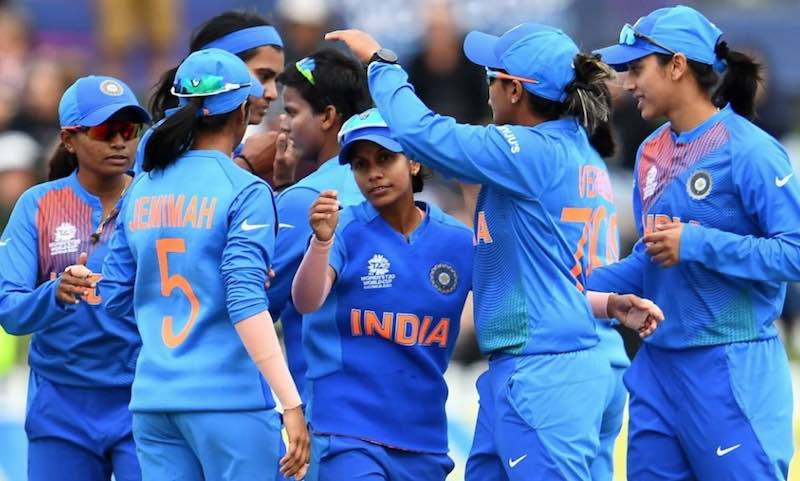 India vs New Zealand Women's Cricket