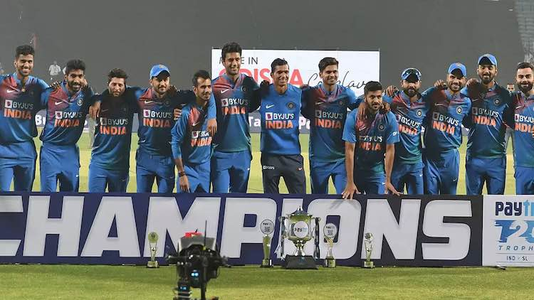 India beat Sri Lanka by 78 runs in the third and l