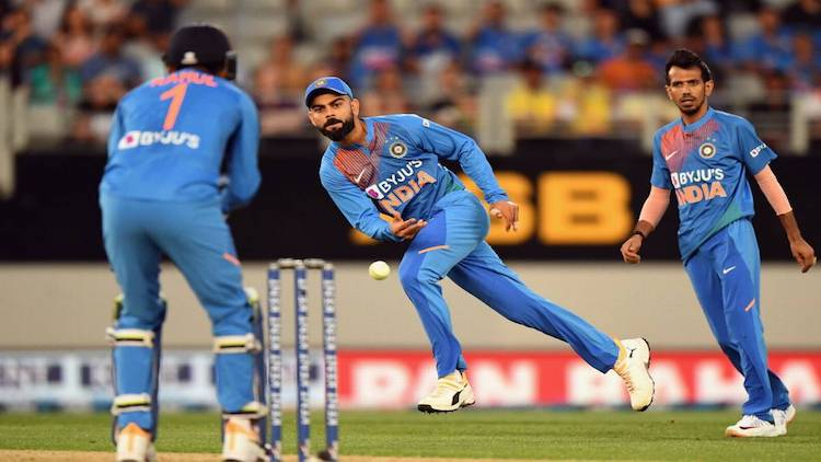 Stage Set For India Vs New Zealand 3rd T20 On Wedn