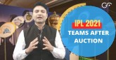 IPL 2021: See how teams look after the auction