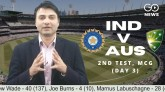 India vs Australia Second Test, Day 3 Highlights