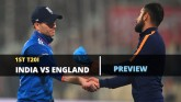 The cricket show: India-England first T20 today, w