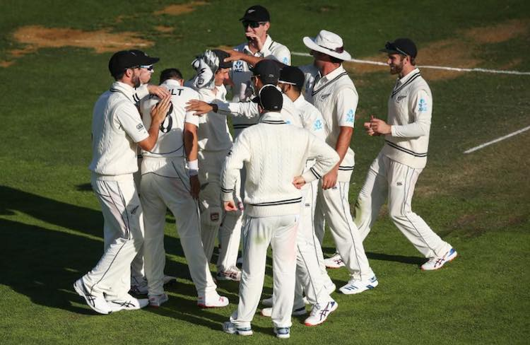 India vs New Zealand First Test