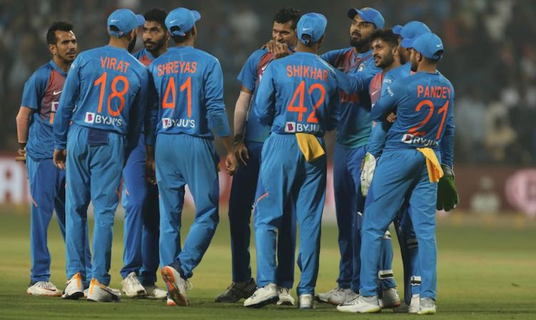 India vs Sri Lanka Third T20I