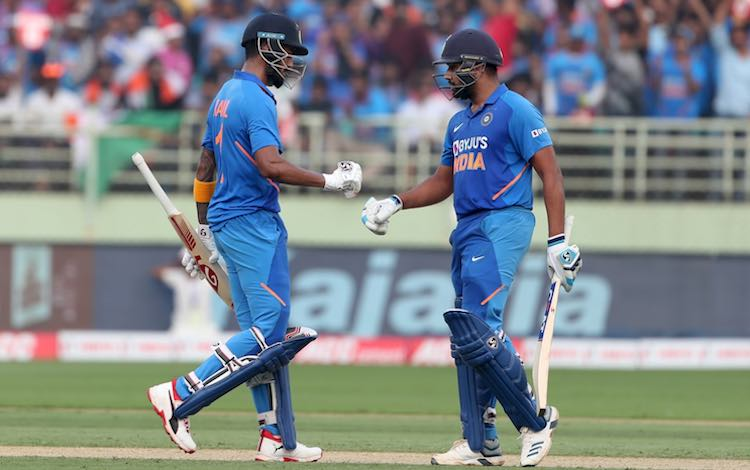 India vs West Indies Second ODI Vizag