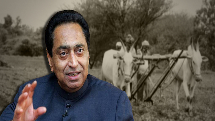 Kamal Nath threatened hunger strike in Delhi, Modi